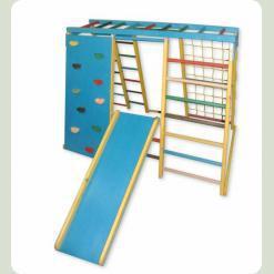 Дитячий спортивний комплекс Скелелаз для вулиці