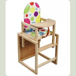 Дитячий стільчик для годування