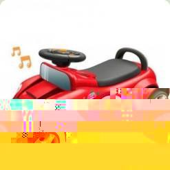 Дитяча каталка Bambi HZ536 Red