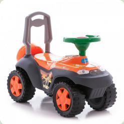 Дитяча каталка-толокар Bambi LBL 3101 MY Orange (M0533-1)