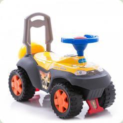 Дитяча каталка-толокар Bambi LBL 3101 MY Yellow (M0533-5)