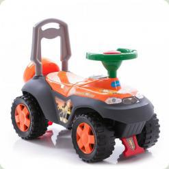 Дитяча каталка-толокар Bambi LBL 3101 BY Orange (0532-1)