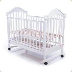 Дитяче ліжко Babycare BC - 419M Білий