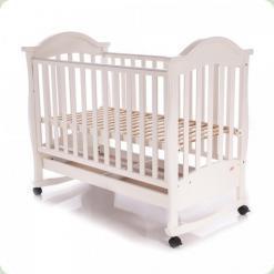Дитяче ліжко Mioo BC - 411R Ламель Слонова кістка