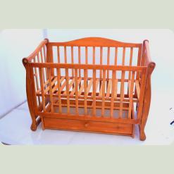 Дитяче ліжко Сонечко Люкс