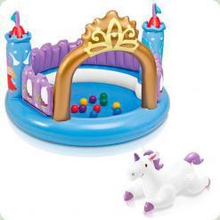 Дитячий басейн Intex 48669