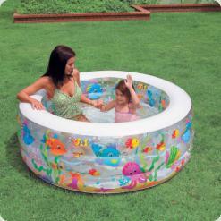 Дитячий басейн Intex 58480