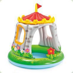 Дитячий басейн Intex Королівський Замок (57122)