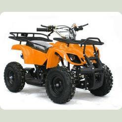 Дитячий електричний квадроцикл PROFI ATV-7E-7