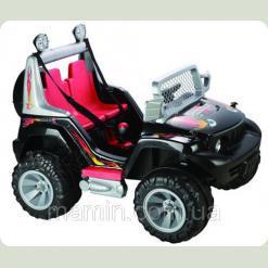 Дитячий електромобіль Джип A 18-2, Bambi