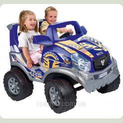 Дитячий електромобіль Джип FEBER 800005730, двомісний