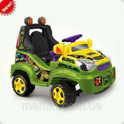 Дитячий електромобіль Джип FEBER 80008675