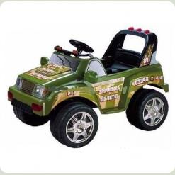 Дитячий електромобіль Джип S 628