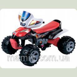 Дитячий електромобіль квадроцикл A 22-3, Bambi
