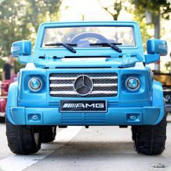 Дитячий електромобіль Mercedes AMG 55