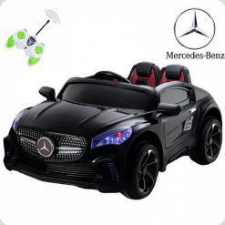 Дитячий електромобіль Mercedes A-Klasse Concept, чорний