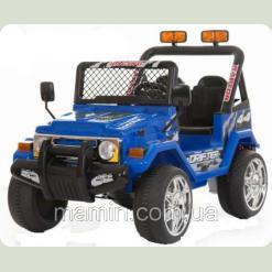 Дитячий електромобіль на р / у Джип S 618 (2) R-4, Bambi