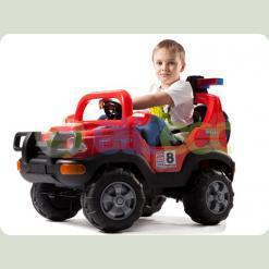 Дитячий електромобіль Power FB 958 + пульт дистанційного керування. ЧЕРВОНИЙ