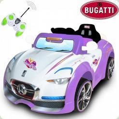 Дитячий електромобіль Sport Bugatti