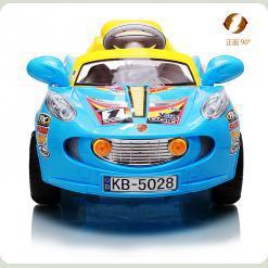 """Дитячий Електромобіль з пультом керуванням """"Maserati"""" Блакитний"""
