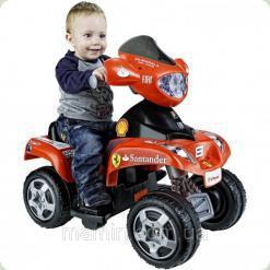 Дитячий квадроцикл 800006762 SANTANDER Feber 6V