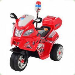 Дитячий мотоцикл JT 015-3 електромобіль Bambi (червоний)