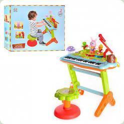 Дитячий синтезатор Bambi (669)