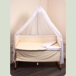 """Дитячий спальний комплект """"Дрьома"""" з вишивкою"""