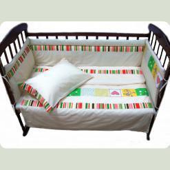 """Дитячий спальний комплект """"Літо"""""""