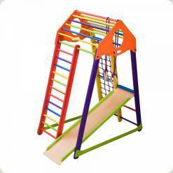 Дитячий спортивний комплекс Bambino Wood Color