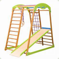 Дитячий спортивний комплекс для будинку BabyWood