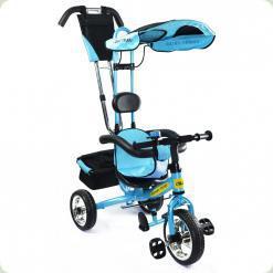 Дитячий триколісний велосипед Combi Trike BT-CT-0002 BLUE