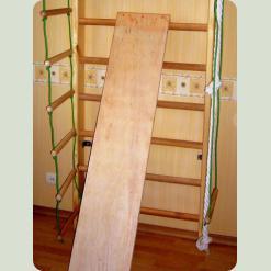 Дошка для преса та спини 152 см