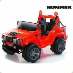 Двомісний дитячий електромобіль Джип Hummer А 26