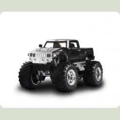 Джип мікро р/к 1:43 Hummer (чорний)