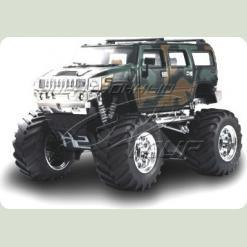 Джип мікро р/к 1:43 Hummer (хакі зелений)