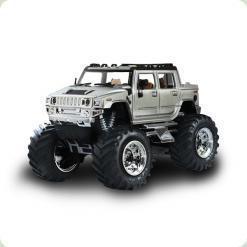 Джип мікро р/к 1:43 Hummer (сірий)