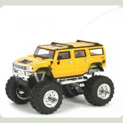 Джип мікро р/к 1:43 Hummer (жовтий)