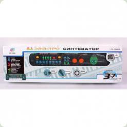 Електро синтезатор мікрофон запис 0886.