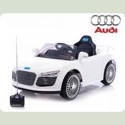 Електромобіль AUDI R8 M 1639 - Білий