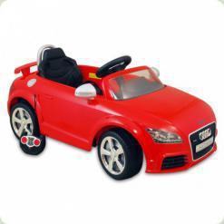 Електромобіль Audi TT Alexis-Babymix Z676AR red