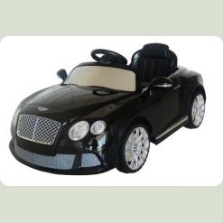Електромобіль Bambi 520 R-2 Bentley (р / у) Чорний