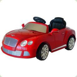 Електромобіль Bambi 520 R-3 Bentley (р / у) Червоний