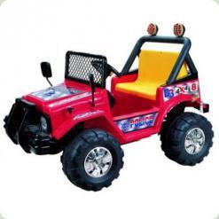 Електромобіль Bambi A15 R-3 Red