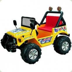Електромобіль Bambi A15 R-6 Yellow