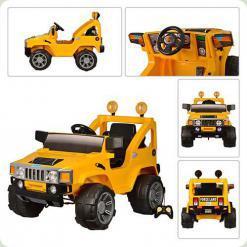 Електромобіль Bambi A30 R-6 (р/у) Yellow