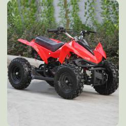 Електромобіль Bambi ATV-6E-3 Червоний