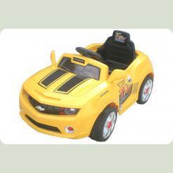 Електромобіль Bambi B30CR Жовтий
