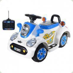 Електромобіль Bambi DMD 128 BR-4 Біло-блакитний