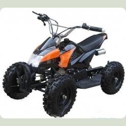 Електромобіль Bambi HB-6 EATV 800-2-7 Чорно-помаранчевий